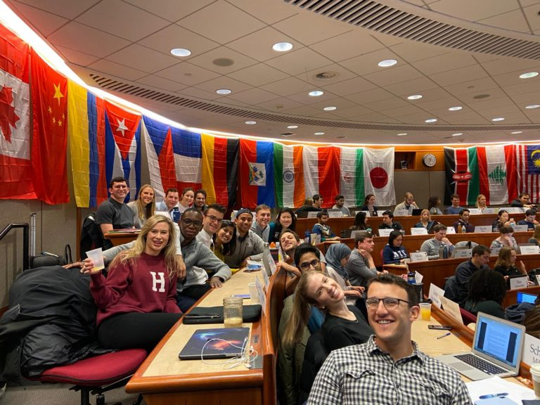An MBA student experience in COVID-19 times