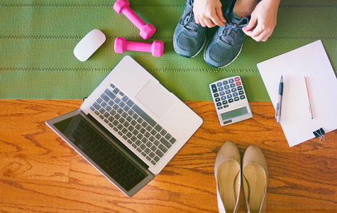 Work Life Balance in Work From Home