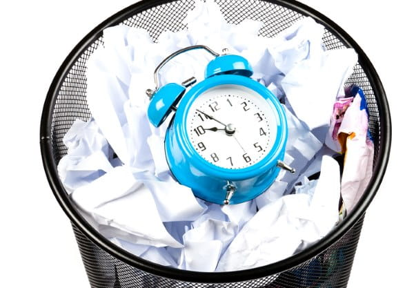 Time – The perfect oxymoron!